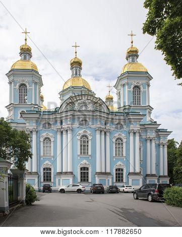 Nicholas-epiphany Naval Cathedral