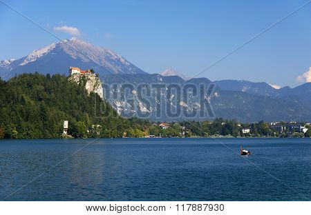 Bled in Sovenia, Europe