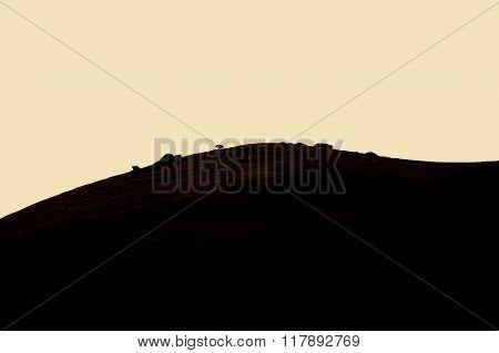 Hills near Carmel