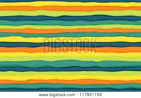Seamless Colorful Stripes