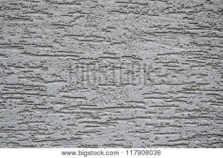 Background Dark Grey Textured Plaster Wall, White Textured Plaster Wall, Light Grey Wall Stucco Text