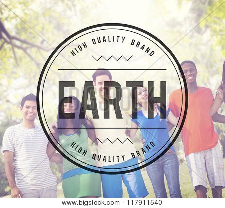 Earth Environment Ecology Nature Planet Concept