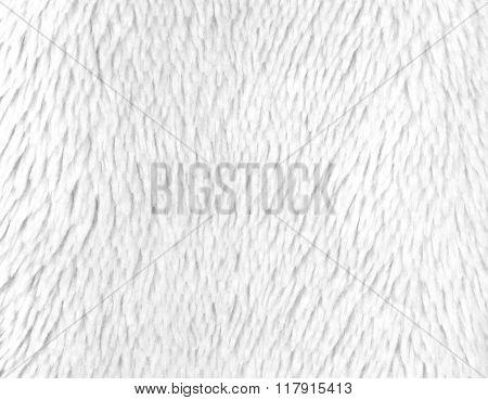 Fleece Fabric Background