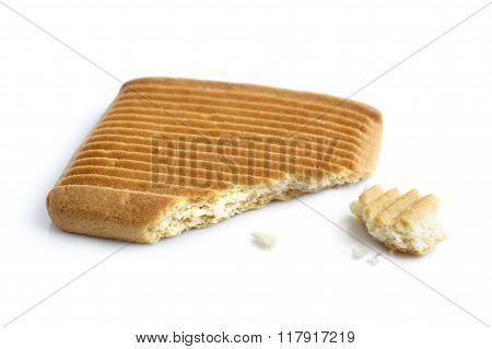 Novellini Square Italian Shortbread Biscuits.