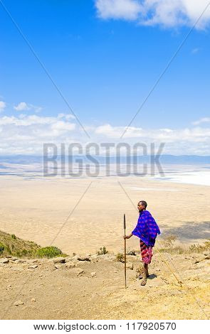 Tanzania Ngorongoro Area