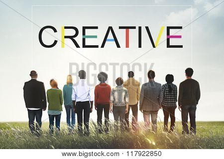 Creative Creativity Design Ideas Inspiration Innovation Concept