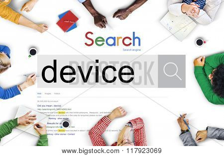 Device Digital Gadget Computer Technology Concept