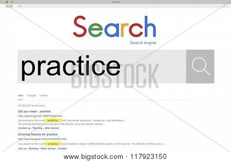 Practice Method Observe Operation Perform Concept