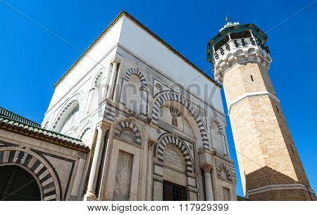 Tunisia Old Mosque