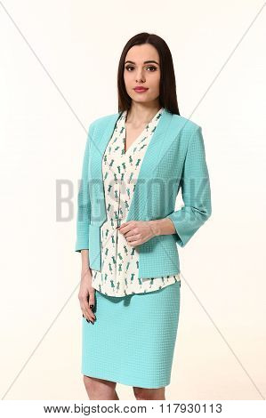 Arabian Asian Eastern Business Executive Woman