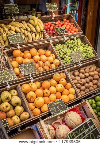 Toscan Fruits