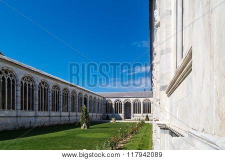Camposanto Monument