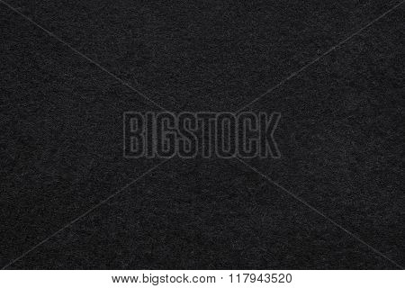 Black Felt Background