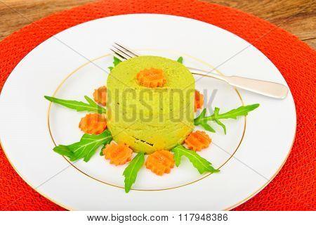 Puree Pate Broccoli, Pumpkin and Carrot