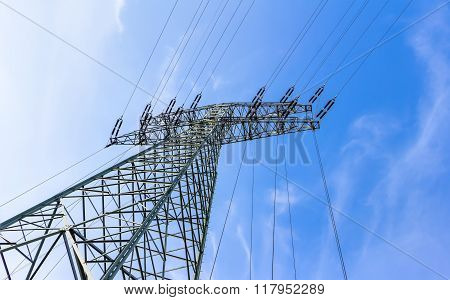 Pylon For Electricity