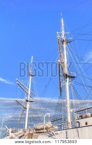 Historic Training Ship