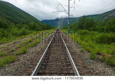 Single-gauge Railroad