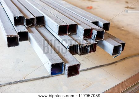 Steel For Factory Construction