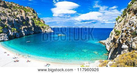 one of the most beautiful beaches of Greece - Achata, Karpathos