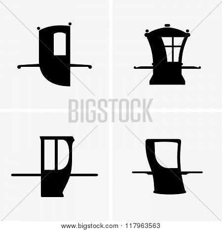 Sedan chairs