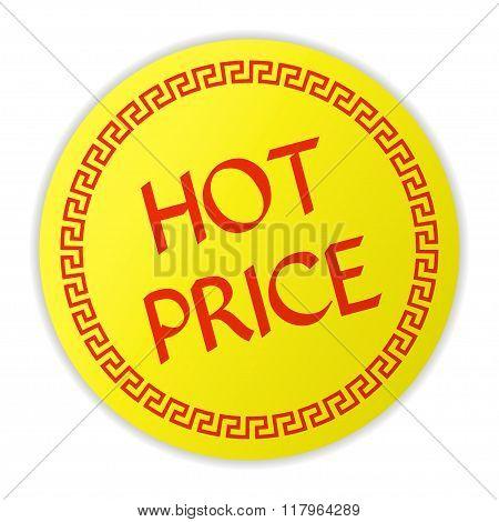Hot Price Yellow