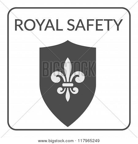 Royal Safety Sign