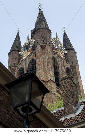 Dutch Delft Chimes