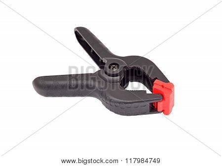 Plastic Mechanical Hand Vise Clamp
