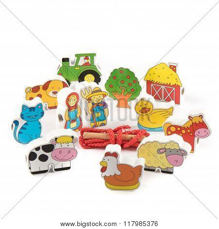 Childrens Wooden Toy