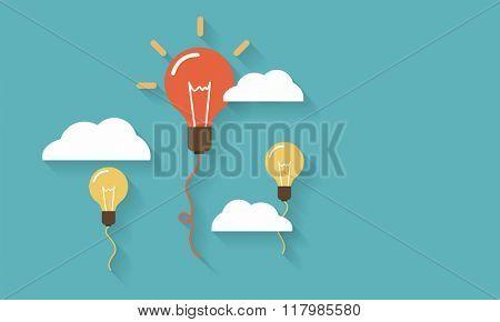 Creative idea and inspiration
