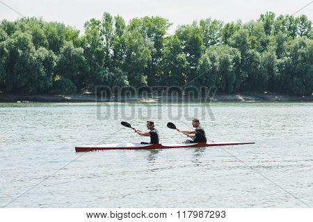 Bendery,Pridnestrove, June 18-19,2015 competition of rowing.