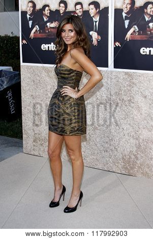 Jamie-Lynn Sigler at the HBO's Official Premiere of