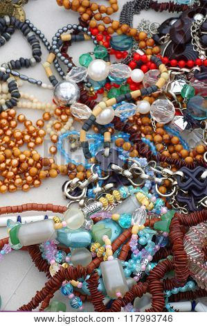 costume jewellery old