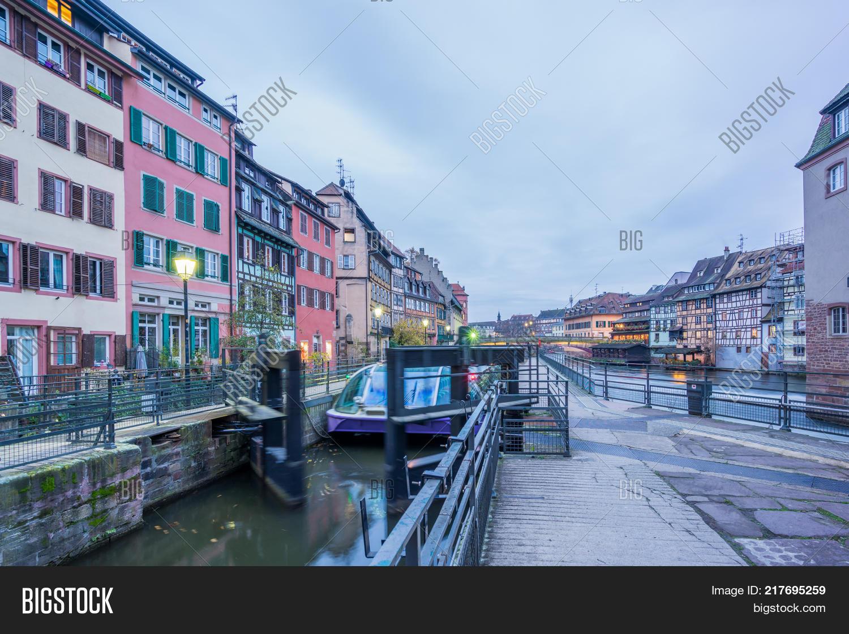 Strasbourg Alsace France River Image Photo Bigstock - France river cruise