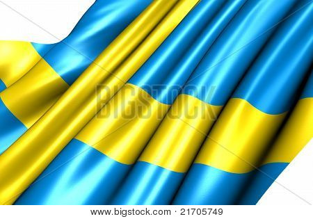 Flagge Schwedens