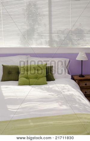 Casual Guest Bedroom