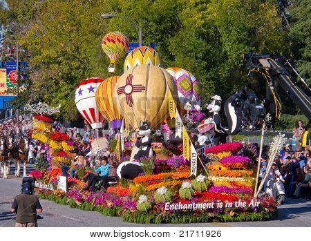 Torneo de Roses Parade 2010