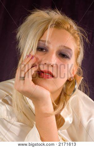 Portrait Sensual Woman