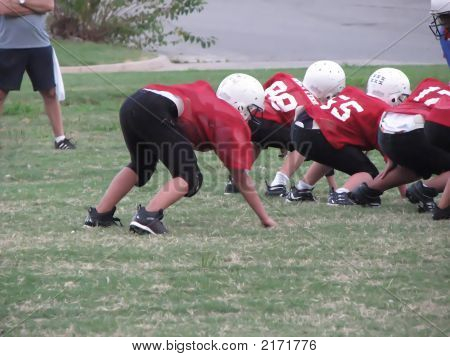 Youth Football Team