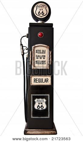 Route 66 Fuel Pump