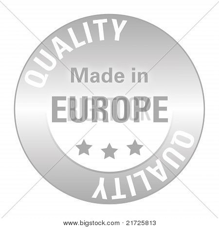 Seal Of Quality Europe
