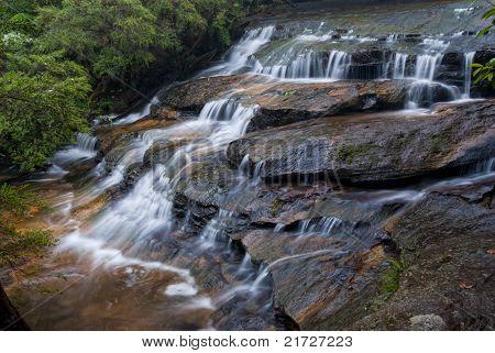 Leura Cascades - Blue Mountains - Australia