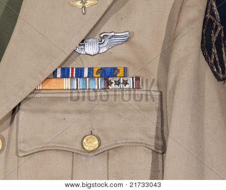 WWII USAAF Uniform
