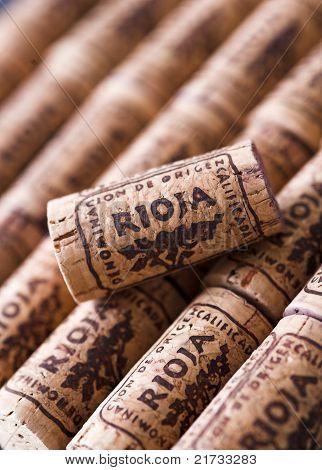 Rioja Corks