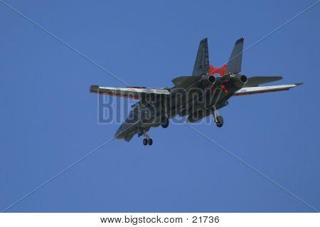 F-18 Hornet - Landing