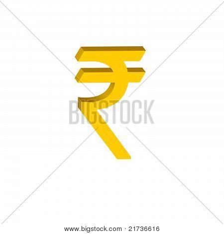Symbol Rupee