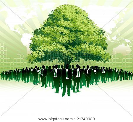 Global Green Business