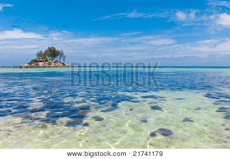 Waters Mauntain Sea