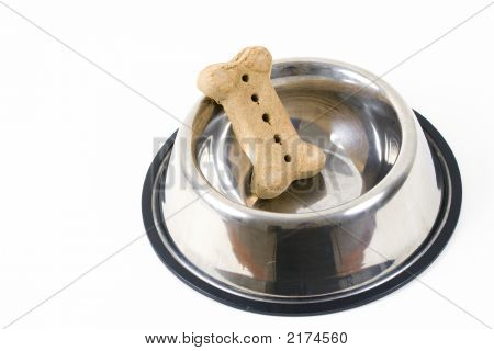 Cookie In The Bowl
