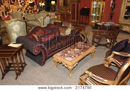 Aristocratic Furniture